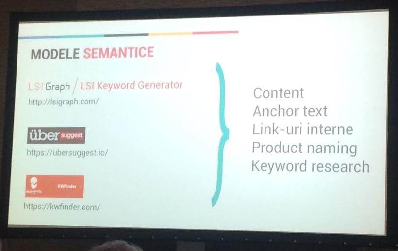 Semantic Modeling at GPec Seminar