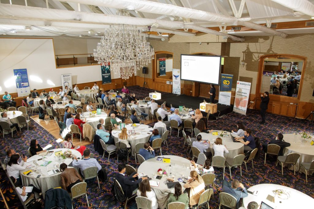 Aerial Shot of the GPec Summit
