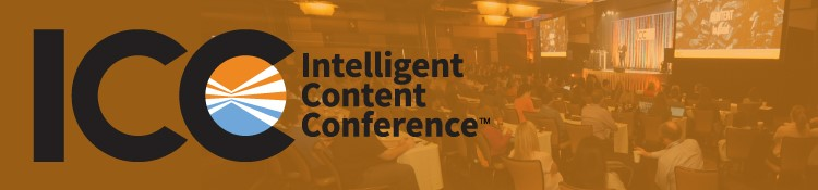 Intelligent Content Conference, 2018