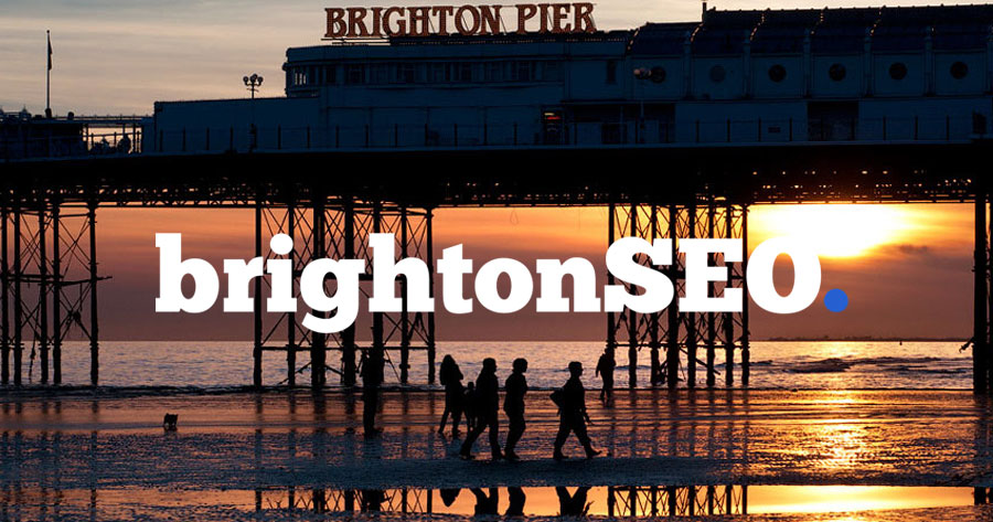 Brighton SEO Marketing Conference in 2018, in UK