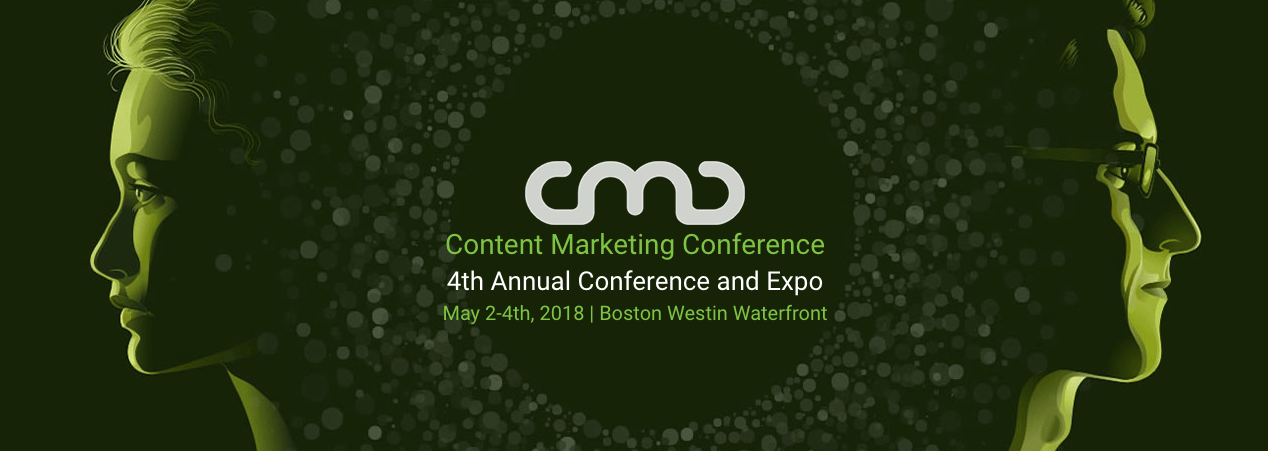 The Content Marketing Conference in 2018, Boston